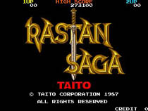 Photo de la boite de Rastan Saga